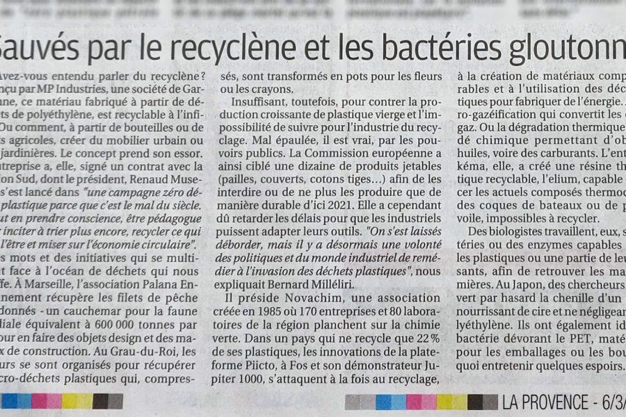 """""""Sauvés par le Recyclène ?"""""""